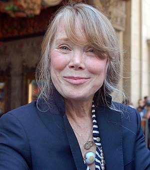 English: Sissy Spacek at a ceremony to receive...