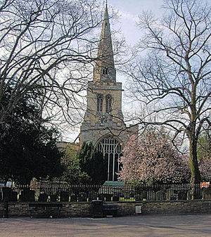 St Paul's Church is a Church of England parish...