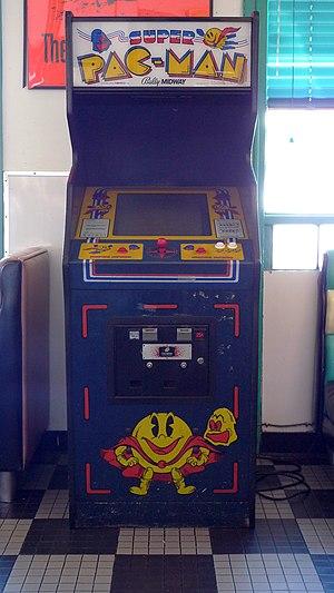 Super Pac-Man - Woody's Diner - Sunset Beach, CA