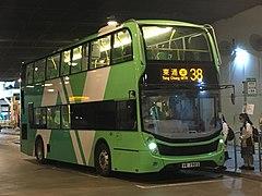 新大嶼山巴士38,39M線 - 維基百科,自由的百科全書