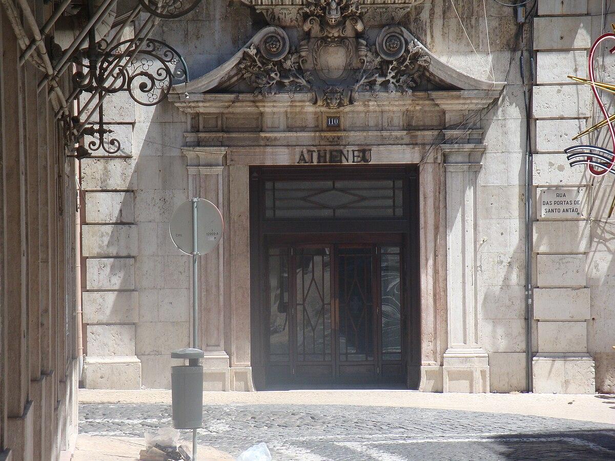 Ateneu Comercial de Lisboa  Wikipdia a enciclopdia livre