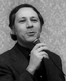 Ben Bova in 1974