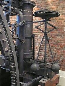 Steam Engine Governor Animation