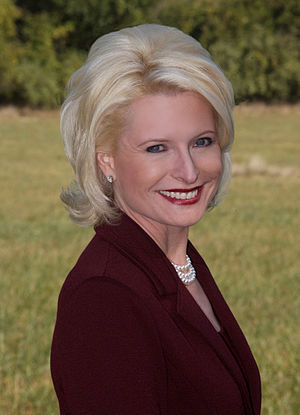 English: Photo of Callista L. Gingrich, wife o...