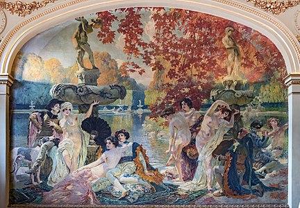 Paul Gervais peintre  Wikipdia