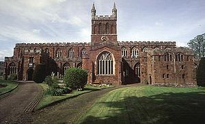 Crediton Parish Church  Wikipedia