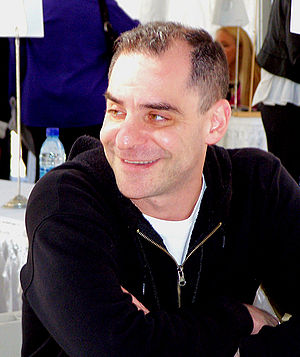 David Rakoff at the Texas Book Festival, Austi...