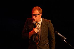 stand up comedian David Galle www.davidgalle.be