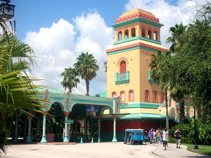 Disney's Caribbean Beach Resort at the Walt Di...