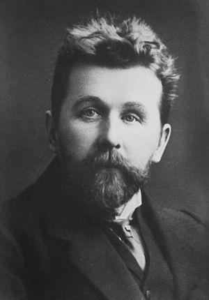 English: Postcard, 1905-1910 Russian Composer ...