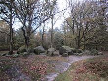 Königsgrab von Groß Berßen am Hünenweg
