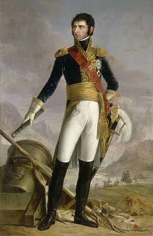 Jean Baptiste Bernadotte, Marshal of France, K...