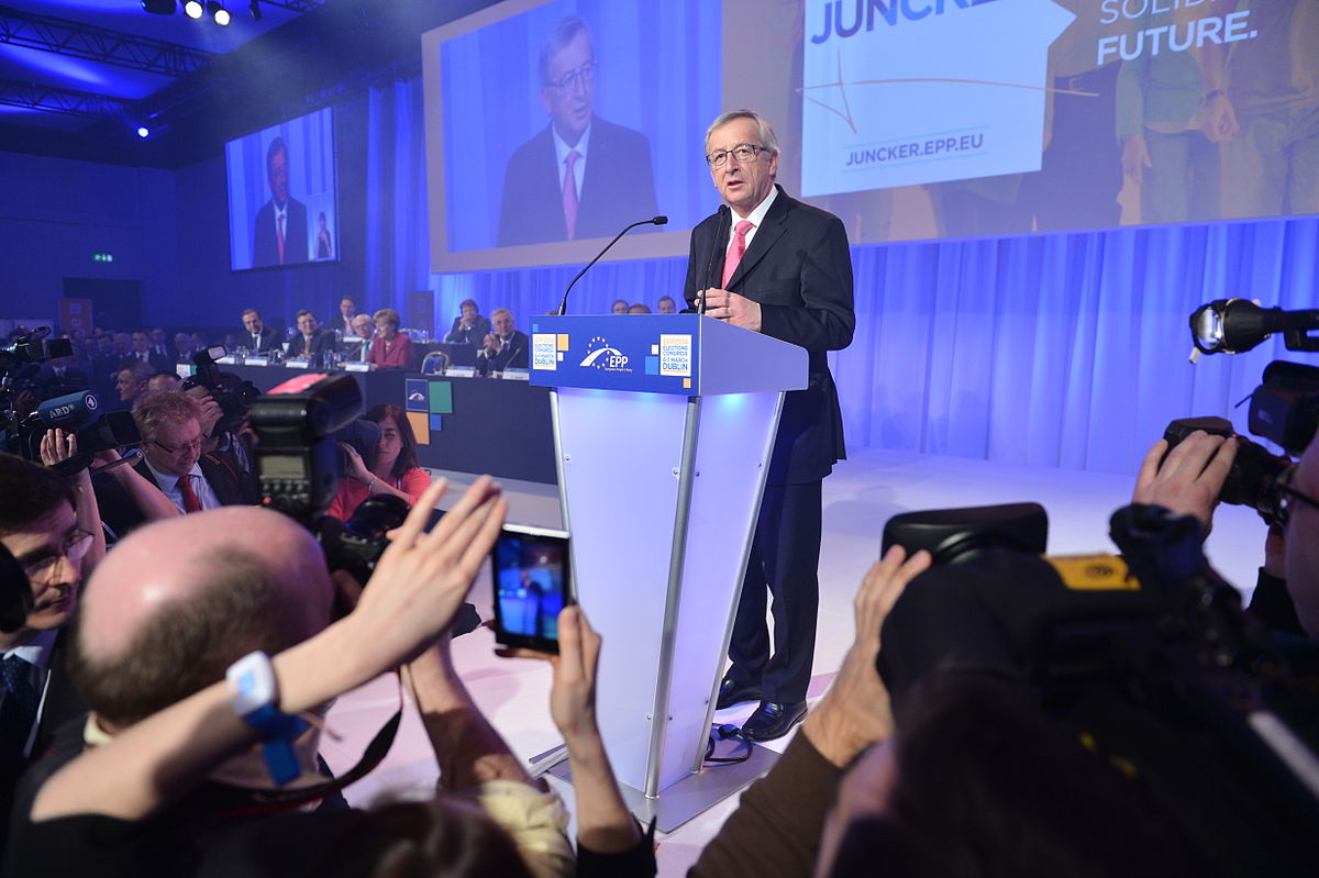 Juncker Commission  Wikipedia
