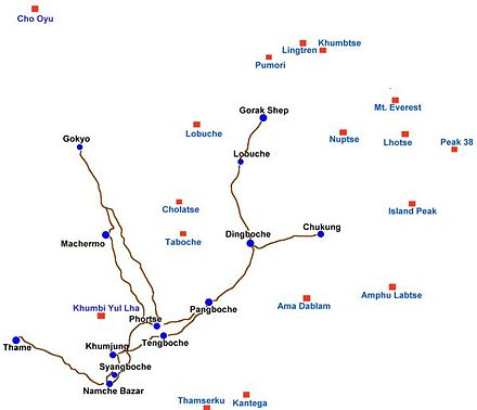 Lobuche Nepal  Wikipedia