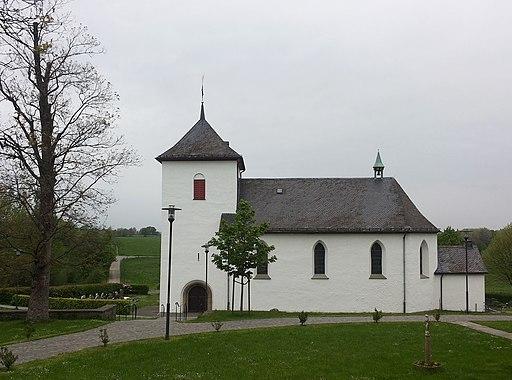 Kirche in Römershagen (Wenden)