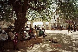 Lamu Town Square