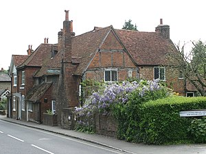 Miltons Cottage, Chalfont St Giles, England