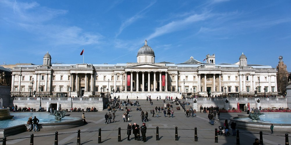 National Gallery - Morio - London gallery