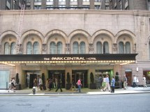 Park Central Hotel - Wikipedia