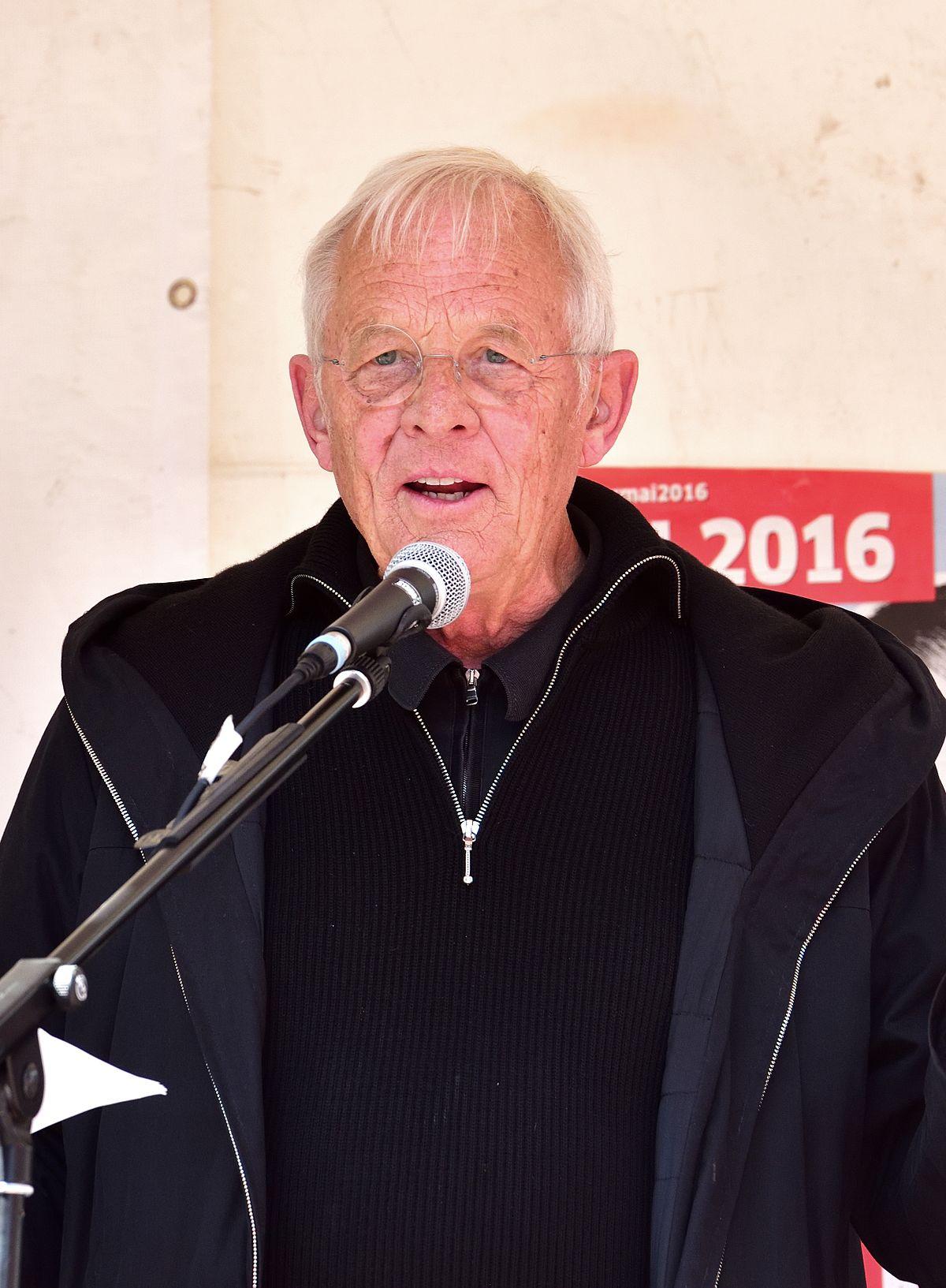 Rolf Becker Schauspieler  Wikipedia