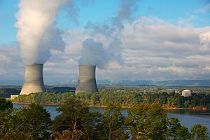 Sequoyah Nuclear Power Plant near Chattanooga,...