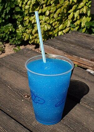 A Slush drink