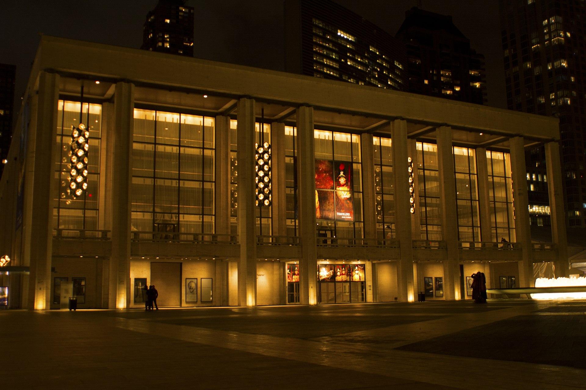 David H Koch Theater  Wikipedia