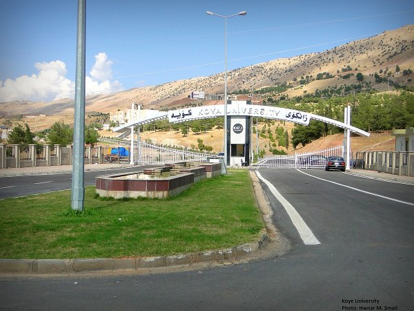 Koya University - Wikipedia