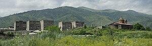 Vannadzor city, Armenia