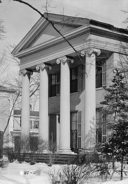 Judge Robert S Wilson House Wikipedia