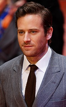 Mutual Relations 2015 Cast : mutual, relations, Armie, Hammer, Wikipedia