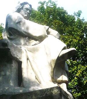 Honoré de Balzac par Alexandre Falguière