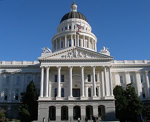 California State Capital in Sacramento