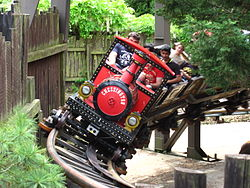Runaway Train Roller Coaster Wikipedia