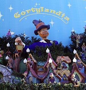 English: Cortylandia Christmas 2008 in El Cort...