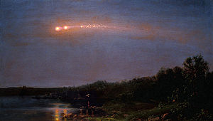 English: The Meteor of 1860