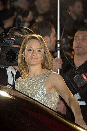English: Jodie Foster at the César awards cere...