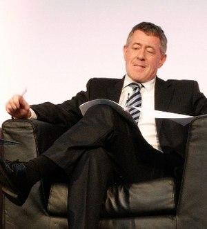 English: John Denham at Innovate '08