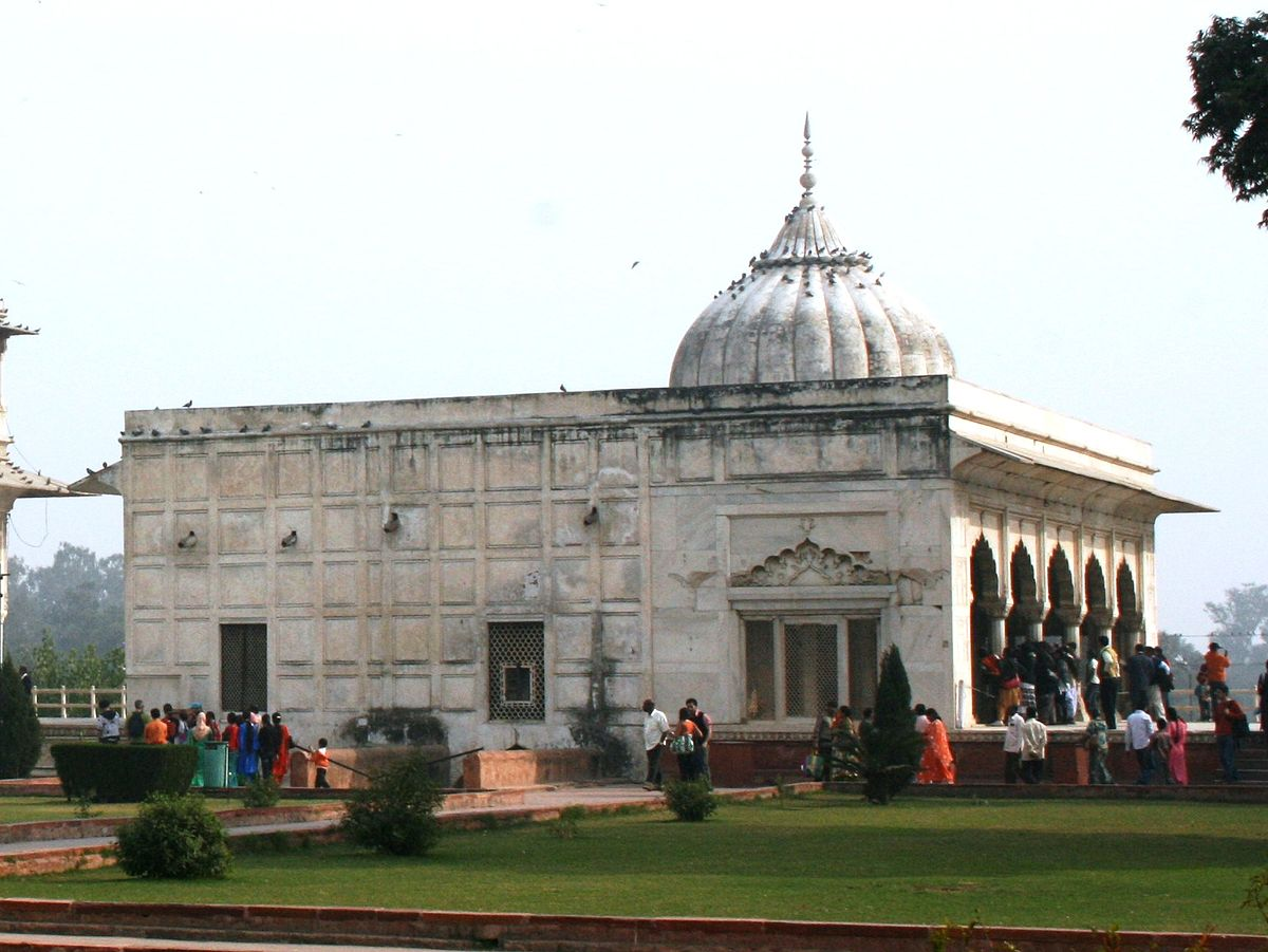 Khas Mahal Red Fort  Wikipedia