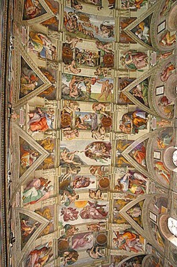 Lightmatter Sistine Chapel ceiling2