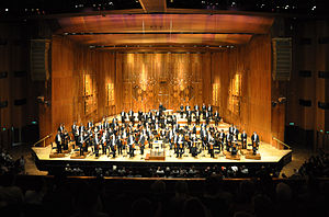 London, Barbican Hall, London Symphony Orchestra