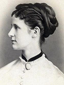 La princesse des Deux-Siciles vers 1862