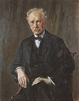Max Liebermann Bildnis Richard Strauss