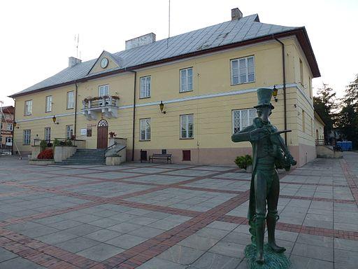 PL Szczebrzeszyn town hall