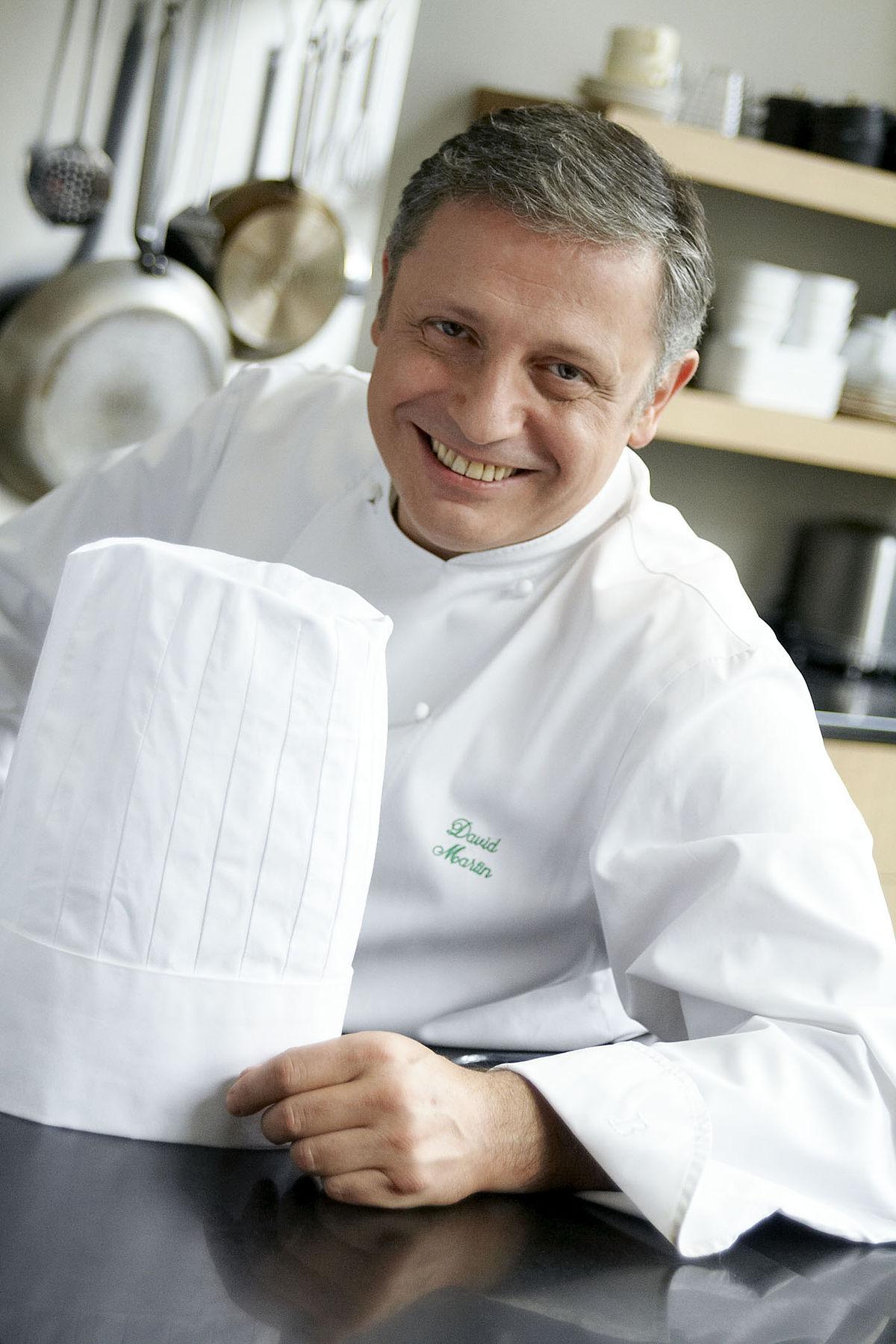 David Martin cuisinier  Wikipdia