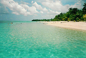 Han lived in the West End district of Roatán w...