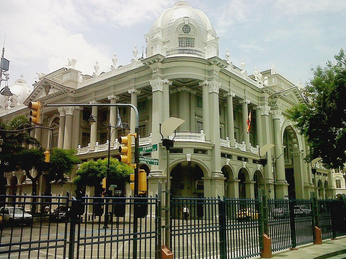 Palacio Municipal de Guayaquil  Wikipedia la
