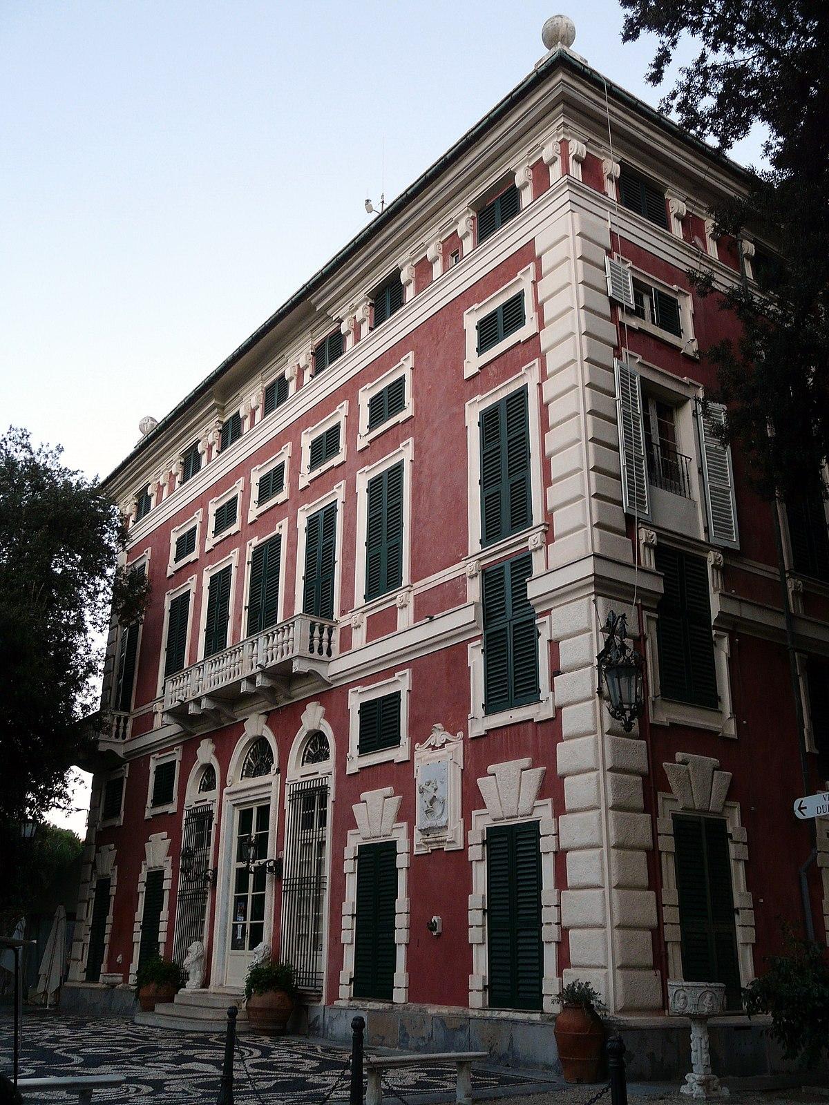 Villa DurazzoCenturione  Wikipedia