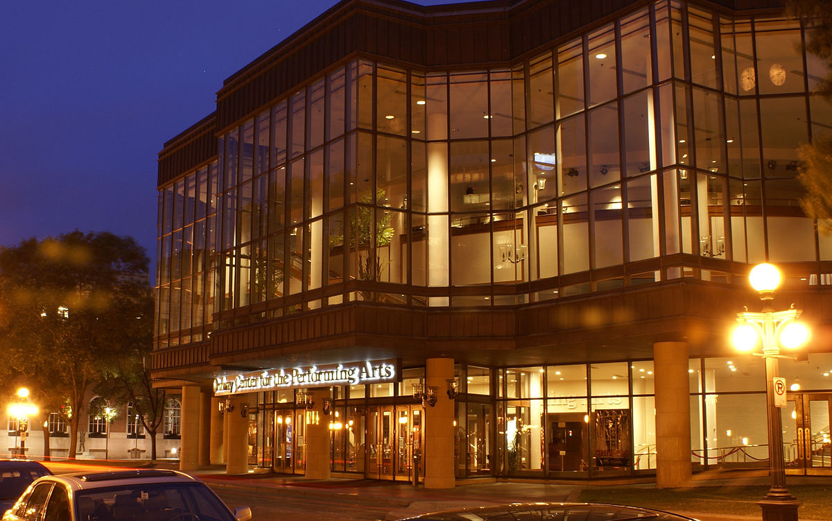 Ordway Center for the Performing Arts  Wikipedia