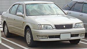 Toyota_Camry(1996-1998) Japanese_Spec